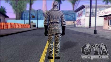 Outlast Skin 5 for GTA San Andreas second screenshot