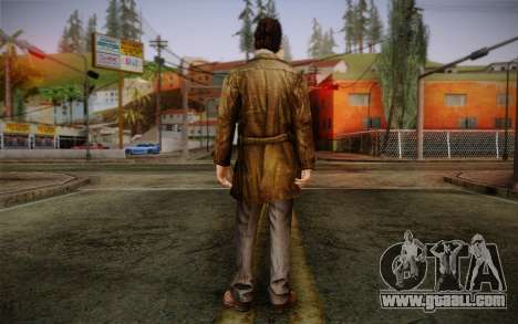 Harry Mason From SH: Shattered Memories for GTA San Andreas second screenshot
