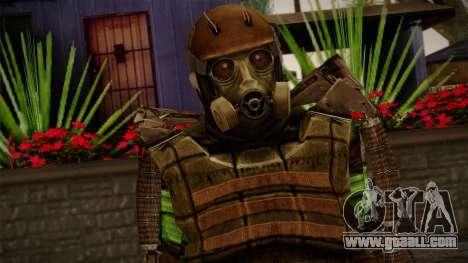 Army Exoskeleton for GTA San Andreas third screenshot