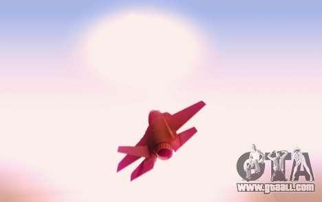 Krevetka Graphics v1.0 for GTA San Andreas eighth screenshot