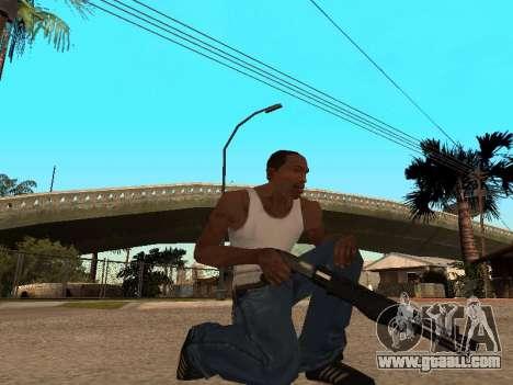 Franchi SPAS-12 for GTA San Andreas second screenshot
