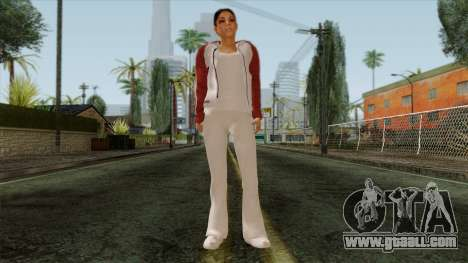 GTA 4 Skin 8 for GTA San Andreas