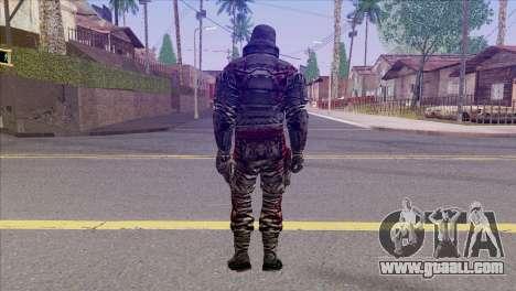 Outlast Skin 6 for GTA San Andreas second screenshot