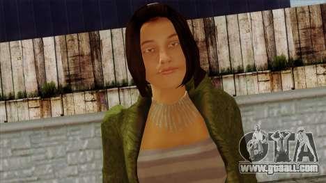 GTA 4 Skin 7 for GTA San Andreas third screenshot
