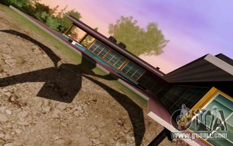 Krevetka Graphics v1.0 for GTA San Andreas forth screenshot