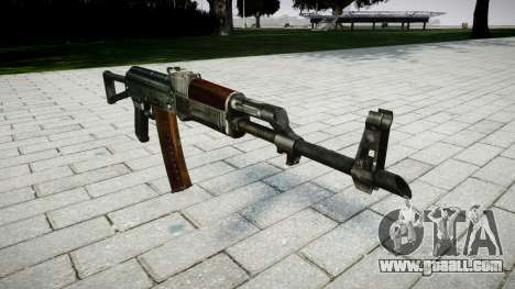 The AK-74 for GTA 4