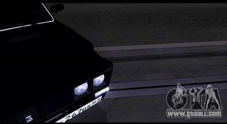 VAZ 2106 Chernysh for GTA San Andreas right view