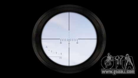 Автомат Heckler & Koch G36 CV target for GTA 4 third screenshot