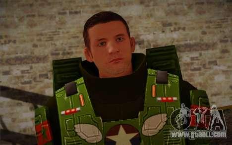 Space Ranger from GTA 5 v3 for GTA San Andreas third screenshot