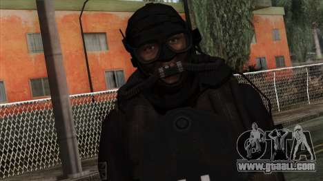 Modern Warfare 2 Skin 9 for GTA San Andreas third screenshot