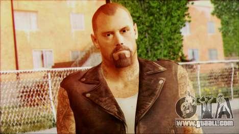 Left 4 Dead Survivor 3 for GTA San Andreas third screenshot