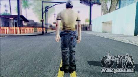 Left 4 Dead Survivor 6 for GTA San Andreas second screenshot