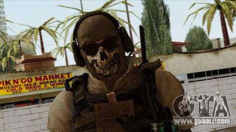 Modern Warfare 2 Skin 10 for GTA San Andreas third screenshot