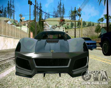 Super ENB for weak and medium PC for GTA San Andreas third screenshot