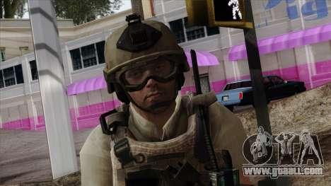 Modern Warfare 2 Skin 19 for GTA San Andreas third screenshot