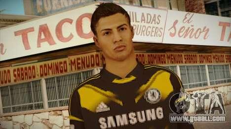 Footballer Skin 3 for GTA San Andreas third screenshot