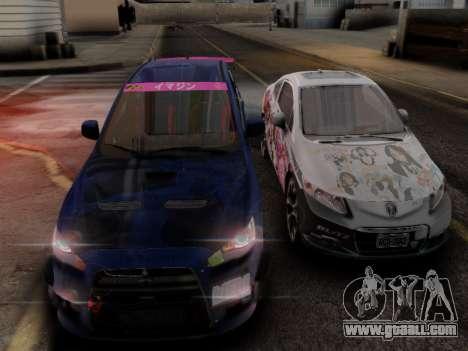 ENB Hans Realistic 1.0 for GTA San Andreas forth screenshot
