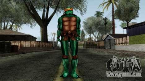Mike (Ninja Turtles) for GTA San Andreas