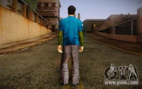 Ginos Ped 10 for GTA San Andreas second screenshot