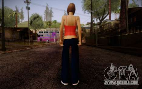 Ginos Ped 9 for GTA San Andreas second screenshot