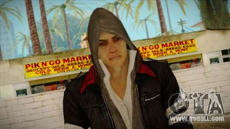 Alex Cutted Arms from Prototype 2 for GTA San Andreas third screenshot
