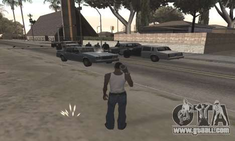 Color Mod for GTA San Andreas second screenshot