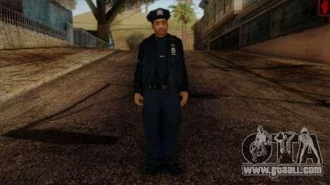 GTA 4 Emergency Ped 14 for GTA San Andreas