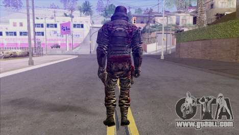 Outlast Skin 7 for GTA San Andreas second screenshot