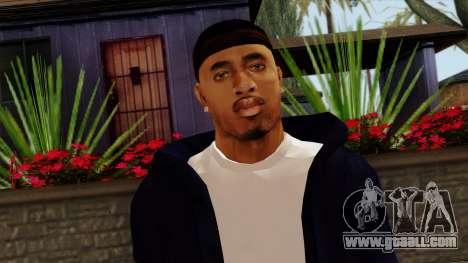 GTA 4 Skin 3 for GTA San Andreas third screenshot