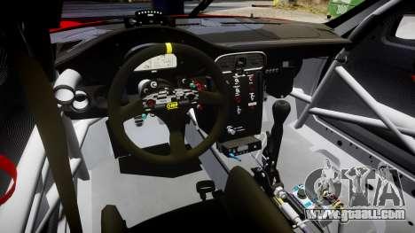 Porsche 911 Super GT 2013 for GTA 4 inner view