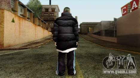 GTA 4 Skin 1 for GTA San Andreas second screenshot