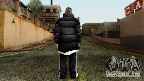 GTA 4 Skin 1 for GTA San Andreas second screenshot