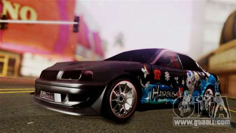 Toyota Chaser Hayabusa for GTA San Andreas