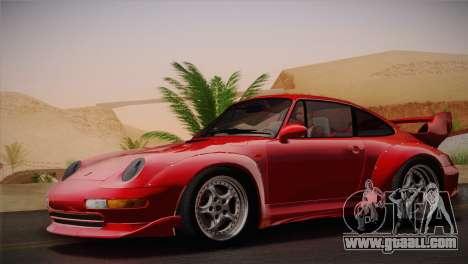 Porsche 911 GT2 (993) 1995 for GTA San Andreas