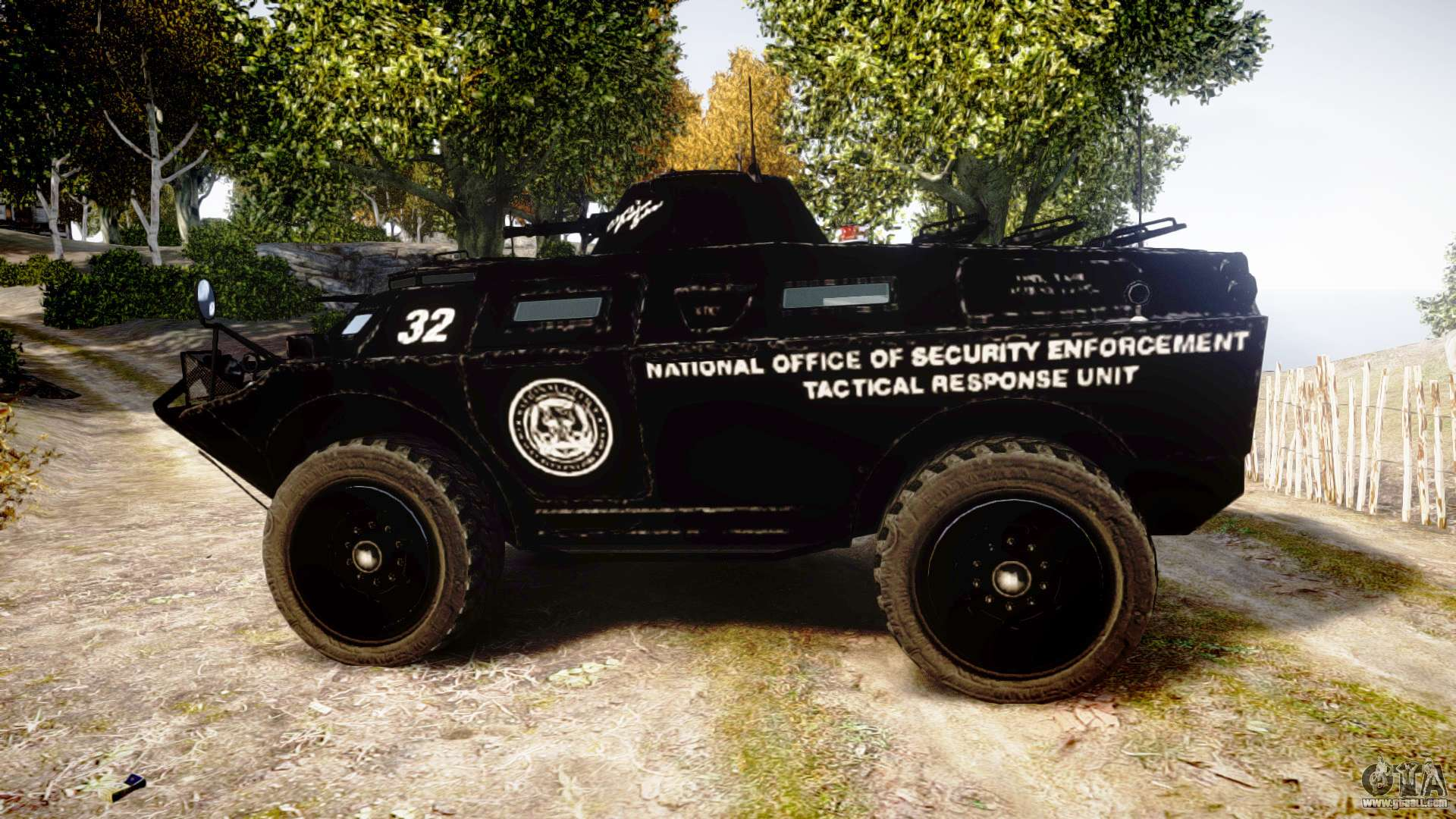 New APC for GTA 4