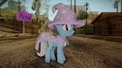 Trixie from My Little Pony for GTA San Andreas