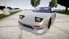 Nissan 240SX SE S13 1993 for GTA 4