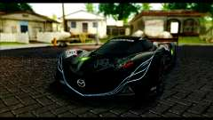 Mazda Furai Concept 2008 for GTA San Andreas