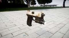 Gun HK USP 45 sahara