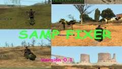 SAMP Fixer