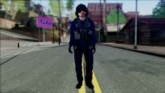 Chinese Pilot from Battlefiled 4 for GTA San Andreas