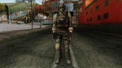 Modern Warfare 2 Skin 10 for GTA San Andreas