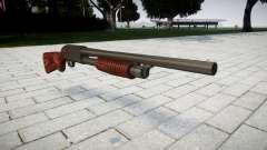 Riot shotgun Ithaca M37