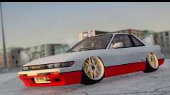 Nissan Silvia S13 Camber Style