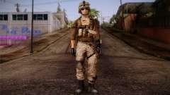 Brady from Battlefield 3