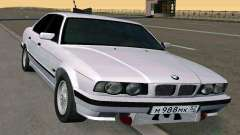 BMW 525 Turbo sedan for GTA San Andreas