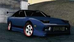 Nissan 180SX EasyStreet for GTA San Andreas