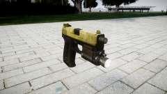 Gun HK USP 45 olive