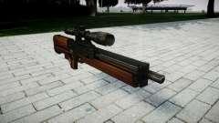 Sniper rifle Walther WA 2000