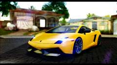 Lamborghini Gallardo LP 570-4 for GTA San Andreas
